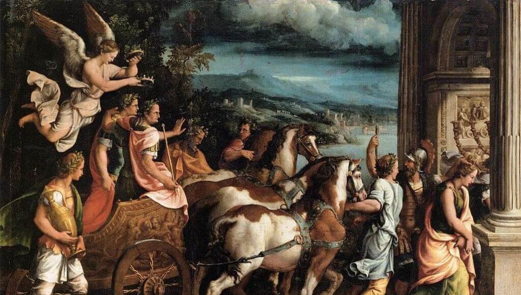 Il Trionfo di Tito e Vespasiano
