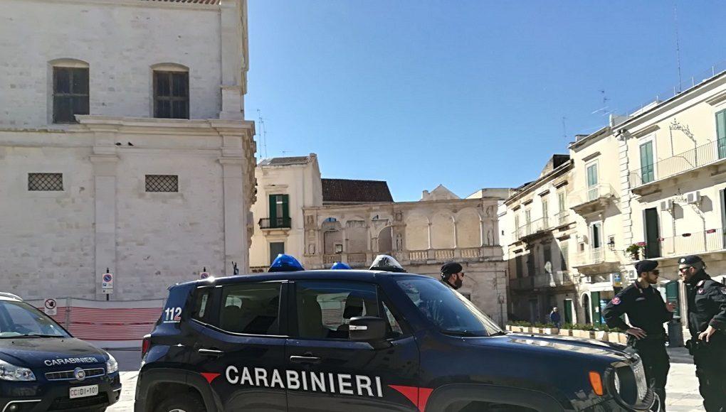 Carabinieri Bitonto