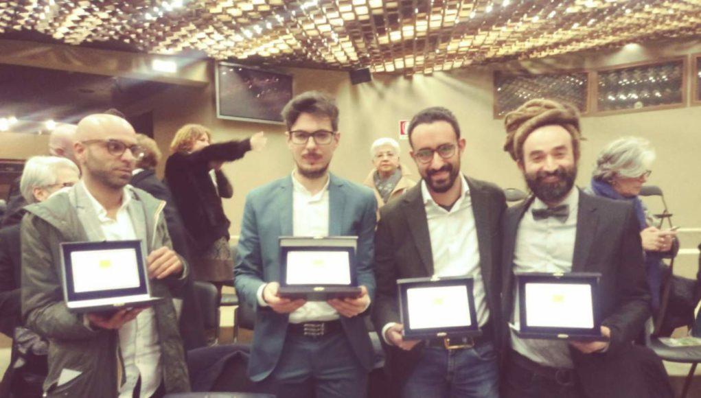 Vincenzo Murgolo premiato al concorso Francavilla
