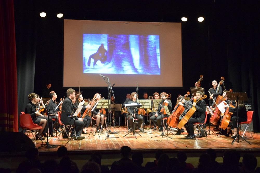 Orchestra sinfonica Traetta Le cronache del trono