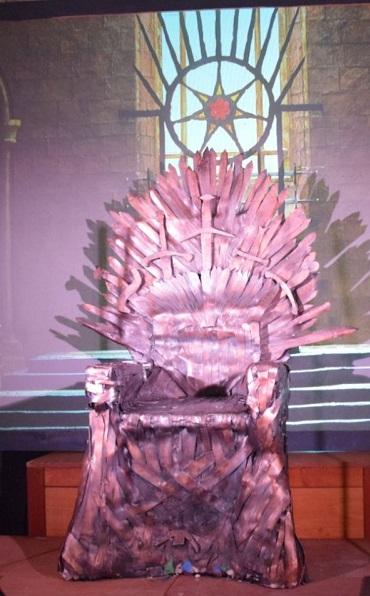Trono di Game of Thrones