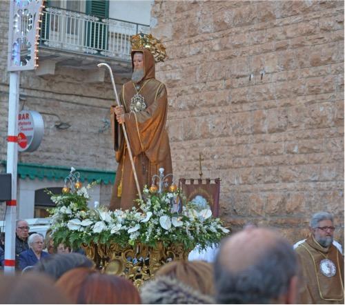 Processione di San Francesco