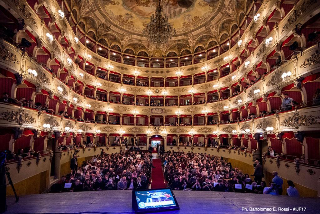 """Il meglio del giornalismo mondiale """"in vetrina"""" a Perugia"""
