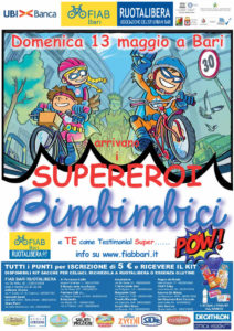 Torna Bimbimbici, la festa dei piccoli supereroi