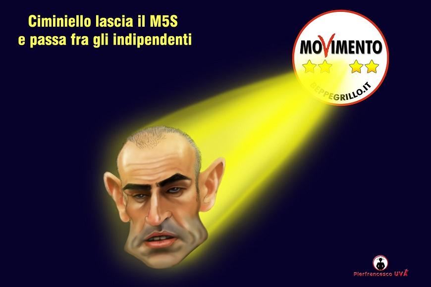 Il M5S perde la sua stella bitontina