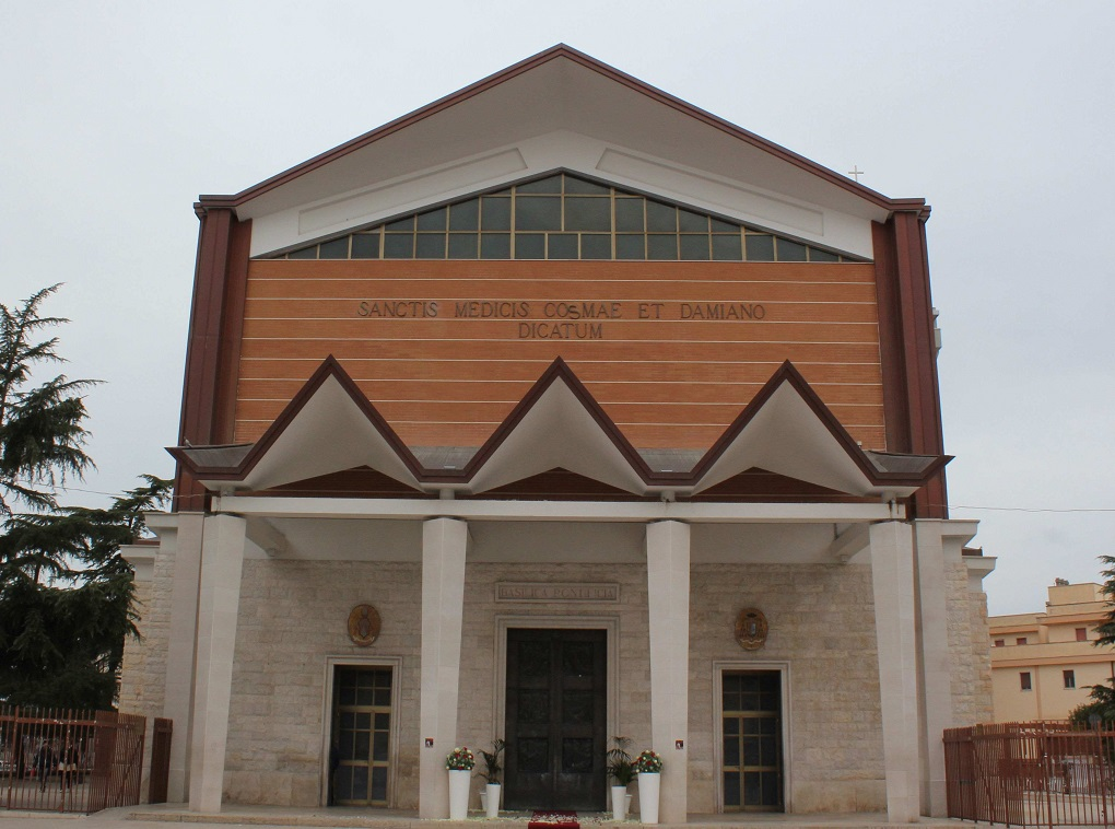I luoghi, l'arte e la fede in un racconto dei santi Cosma e Damiano
