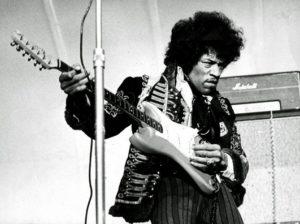 La leggenda di Jimi Hendrix è l'Italia che non c'è più