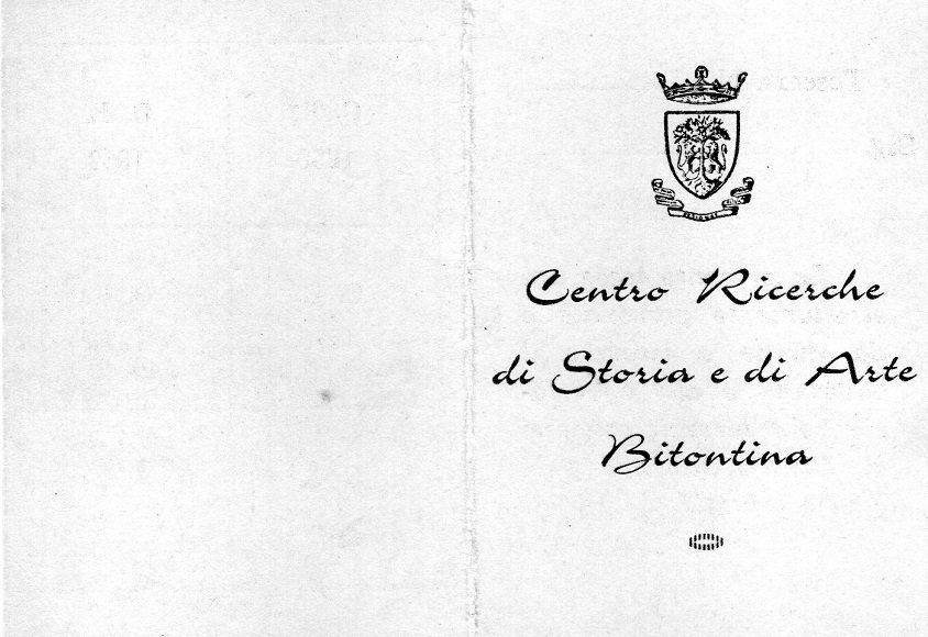 centro ricerche Bitonto
