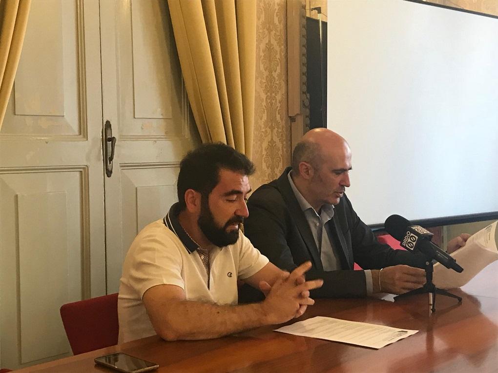 conferenza stampa bitonto estate 2018