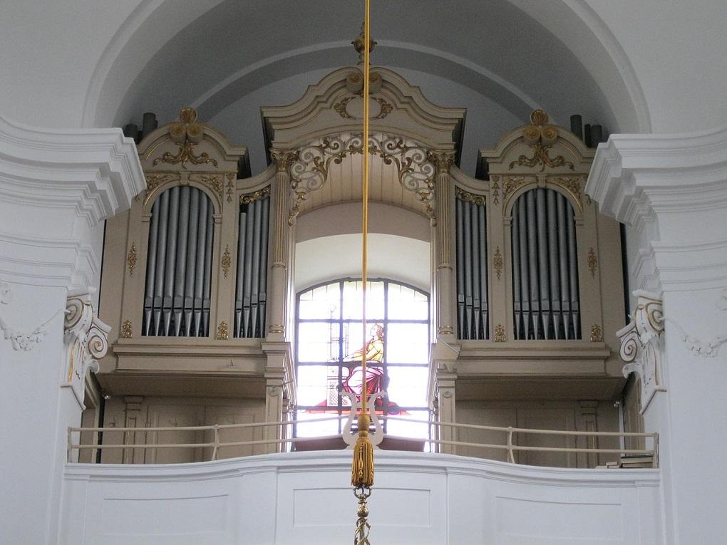 Organo Bergkirche Rodaun