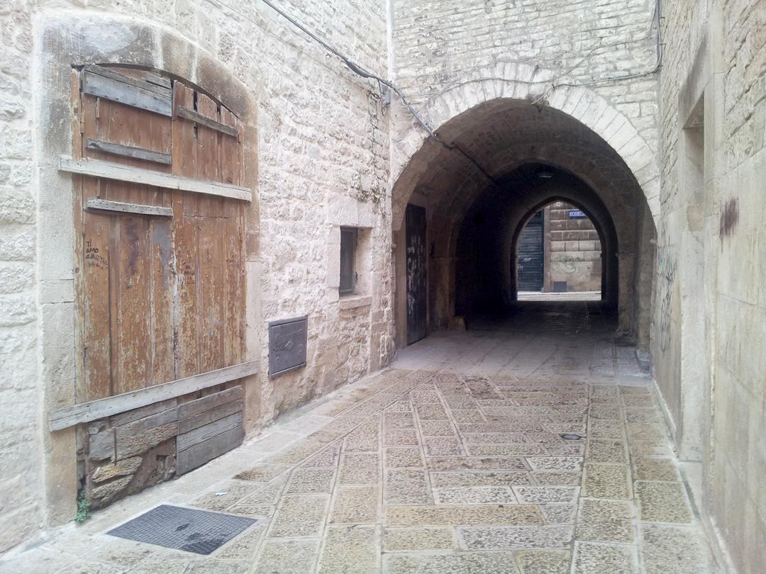 """Il centro antico di Bitonto è una """"scesciola"""""""