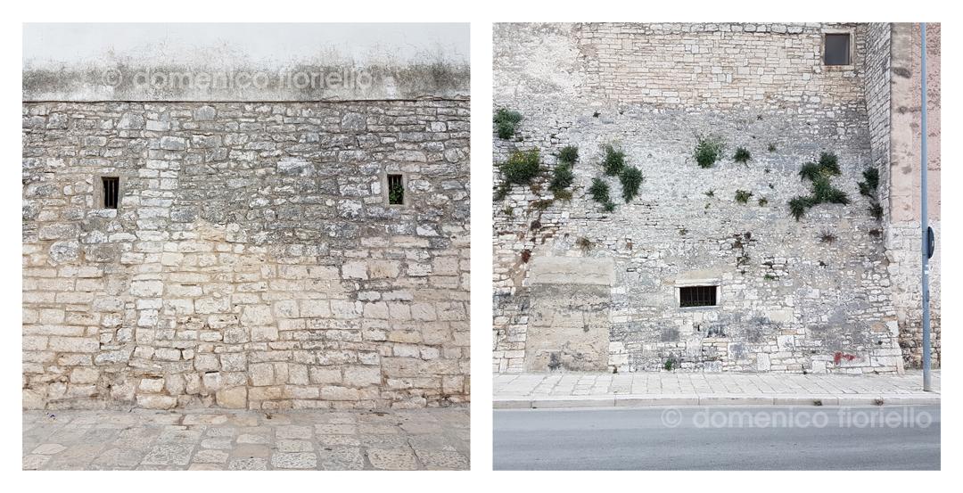 Bastione di Santa Maria La Porta | Mura su Via Solferino