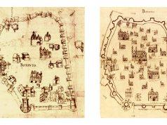 Mappe antiche di Bitonto